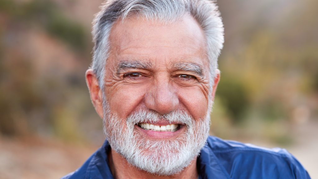Image of man smiling. Different catheter types are made to support the unique needs of each patient. Read on to learn more!